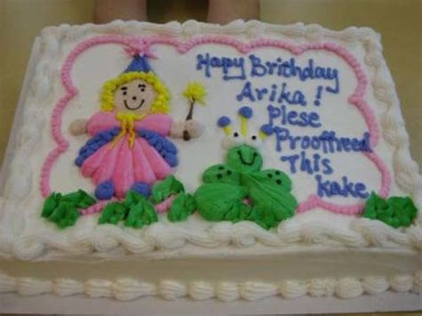 Ideas For Birthday Decoration At Home by The Worst 31 Cakes That Have Ever Been Baked Baking Fails