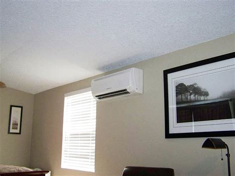 Chauffage climatisation: Ductless air conditioning