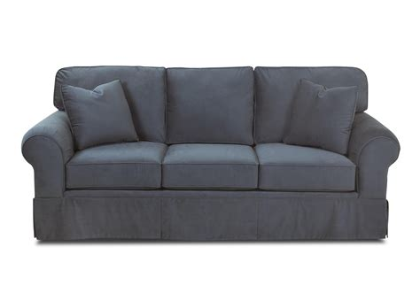 Klaussner Woodwin Innerspring Queen Sleeper Sofa Johnny Klaussner Sleeper Sofa