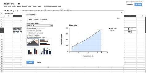 Graph Spreadsheet by Spreadsheet Line Graph