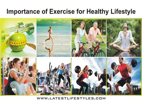 sport fitness a guide to a healthier lifestyle books importance of exercise for healthy lifestyle with style