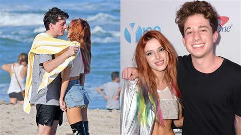 charlie puth dan pacar perkuat gosip pacaran charlie puth bella thorne ciuman