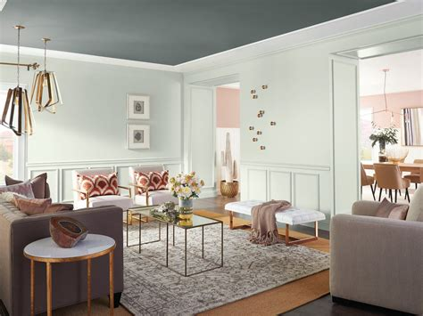 top interior design colour trends