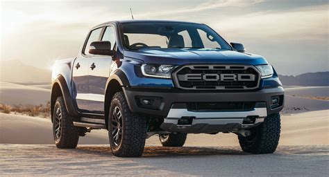 ford raptor 2019 ford ranger raptor revealed with 210hp turbodiesel