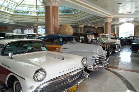 car museum al serkal classic cars collection in dubai uae