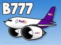 Fedex Stickers