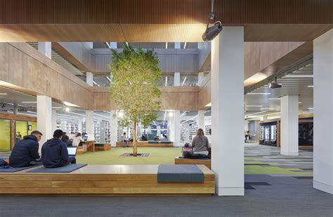 Lancaster Executive Llc Teaching Mba by Lancaster Library Refurbishment Architecture