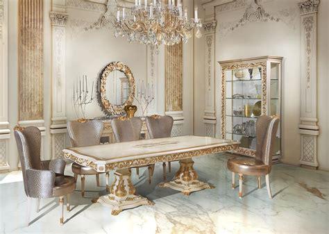 klassische speisesaal sets luxus esszimmer tische oval esstisch mit erweiterungen