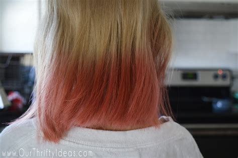 remove kool aid from hair how to dye your hair with kool aid an easy way to add fun