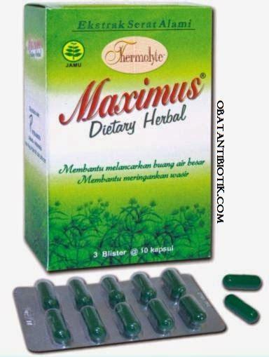 Thermolyte 60 Kapsul 1 5 jenis obat sembelit di apotik yang terbukti uh dan