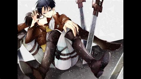 Levi Sanders Also Search For Levi X Hanji With A Shotgun