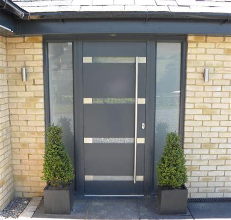 Aluminium Front Doors Uk Entrance Doors New Rhino Aluminium Ltd
