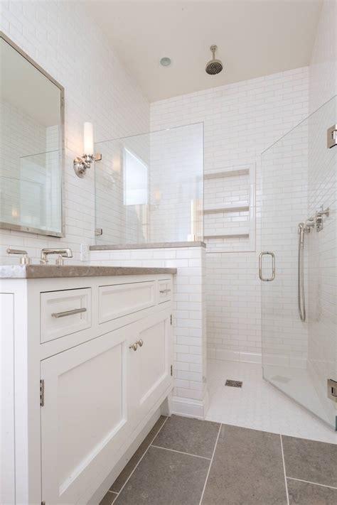 bathroom marble tile design idea with glass shelves tiles for 24 bathroom glass shelves designs ideas design trends