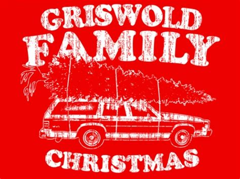 clark griswold family christmas t shirt our favorite