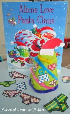 libro aliens love panta claus children books we read 2015 on picture books book and flat stanley