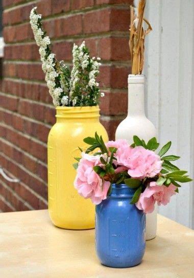 vasi colorati oltre 1000 idee su vasi colorati su