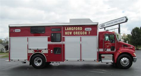 oregon rescue new e one stainless steel rescue for langford new oregon vol co