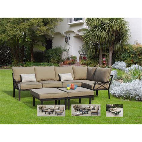 Outdoor Furniture Sectional Sofa Sandhill Outdoor Sectional Sofa Set Outdoor Sofa With Chaise Hereo Thesofa