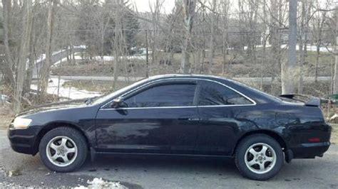 Honda Accord 2 Door Black find used black 2 door honda accord coupe in hopewell