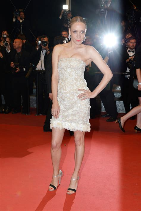 Sevigny Looking As Usual In Cannes by Sevigny Evening Sandals Heels Lookbook Stylebistro