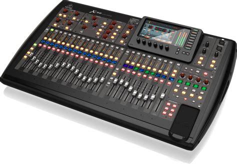 digital audio console behringer x32 digital audio console audio technik