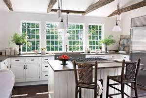 French Provincial Dining Room by Stunning Kitchens With White Cabinets Design On2go