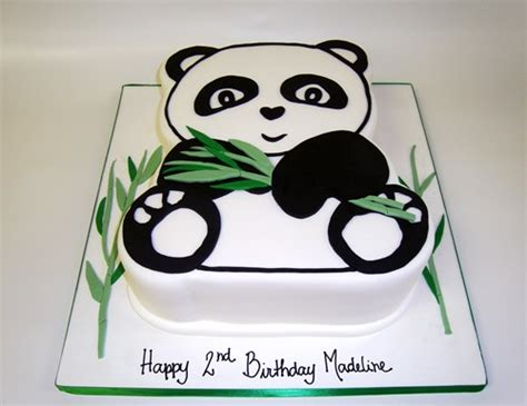 panda cake template panda cake cake ideas and designs