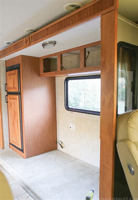 replace rv dinette with sofa remove the dinette booth from your rv mountainmodernlifecom