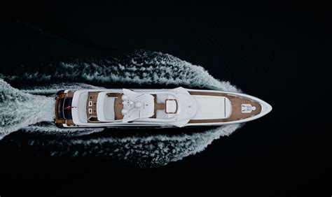 yacht view jeff brown top view yacht charter superyacht news