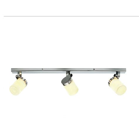 Saxby Bathroom Lighting Saxby Lighting 39297 Cosmo 3 Light Bathroom Chrome Bar