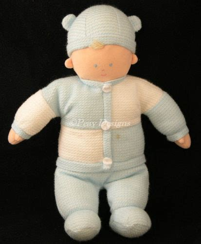 Tiny Home Designs by Le Chat Noir Boutique Gund Snugalittle Baby Boy Blue