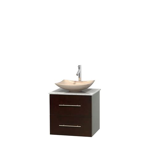 centra 24 in single vanity in white with solid surfacetop wyndham collection wcvw00924sescmgs5mxx centra 24 inch