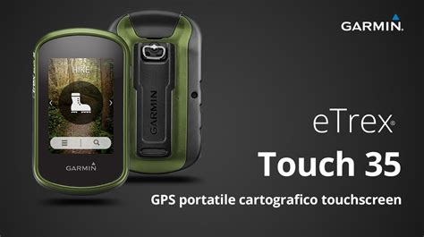Garmin Etrex Touch 35 Gps Sepeda Outdoor Touch garmin etrex touch 35 gps outdoor handheld navigator with topoactive europe maps ebay