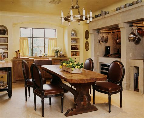 Kitchen Kitchen Table Decor Ideas With Home Design