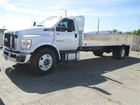 flat bed ford 2017 ford f650 flatbed trucks for sale used trucks on