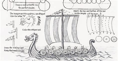 how to draw a longboat how to draw worksheets for the young artist how to draw a