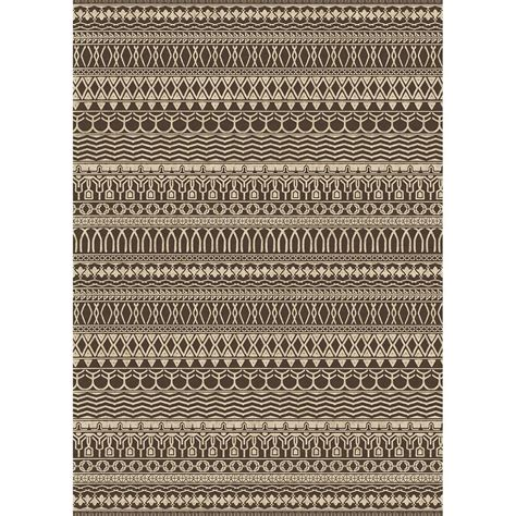 resistant rug ruggable washable cadiz espresso 5 ft x 7 ft stain resistant area rug 131686 the home depot