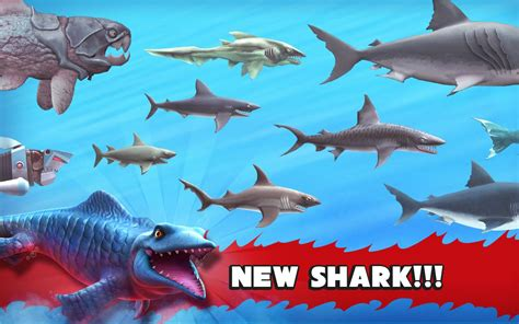 hungry shark evolution apk v3 6 0 mod unlimited money el androide black - Shark Evolution Apk