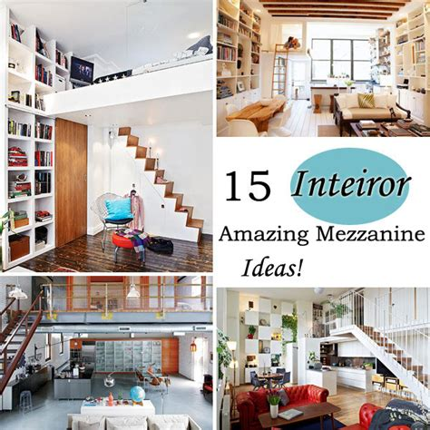 Mezzanines Ideas 15 Wonderful Mezzanine Suggestions To Enhance Your Living Space Decor Advisor