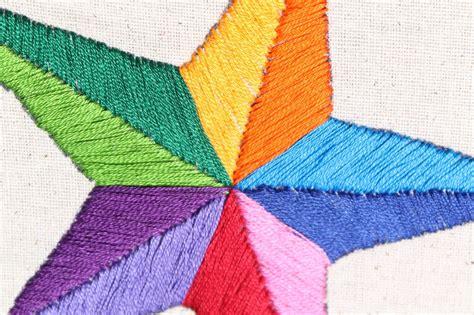 22 simple embroidery designs satin stitch makaroka