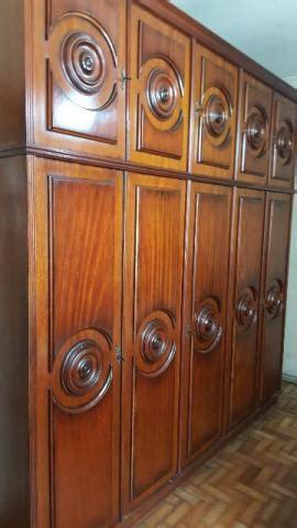 armario duplex 4 portas em madeira macica rio de ofertas