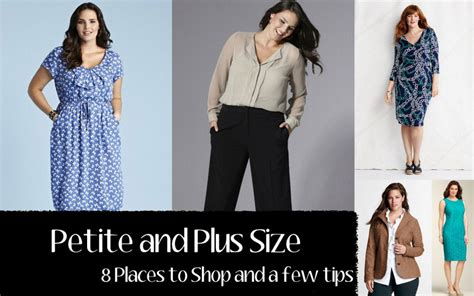7 Best Fashion Tips For Curvy by And Plus Size 8 Places To Shop And A Few Tips