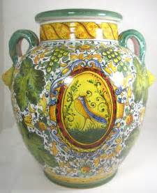 Tuscan Vases Italian Pottery Online Store