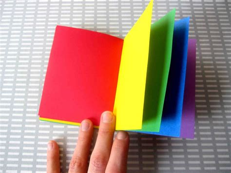 How To Make A Book With Construction Paper - how to make a book with construction paper 28 images