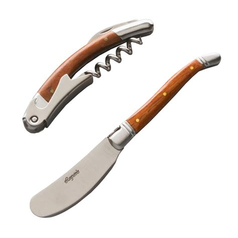 spreader knives baladeo waiters knife and laguiole spreader knife 83080