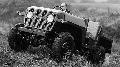 cinco prototipos de land rover que no conoc 237 as autobild es