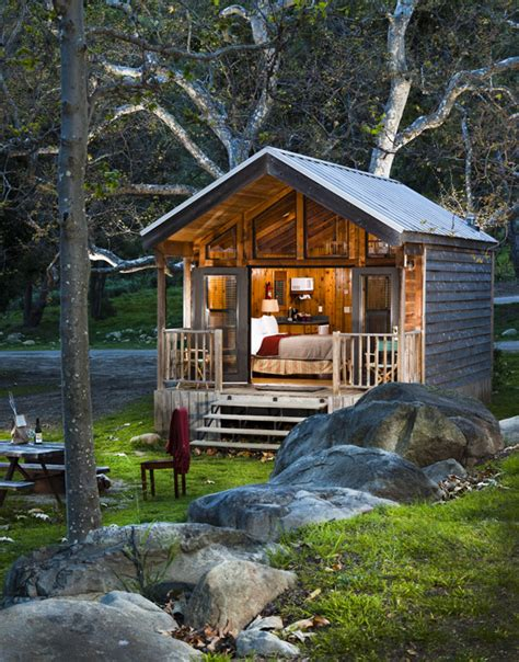 Cabins In Santa by Eco Friendly Santa Barbara Lodging Santa Barbara Organic