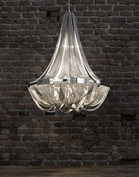 Modern Chandelier Uk Stunning Ethereal Lighting From Terzani Freshome
