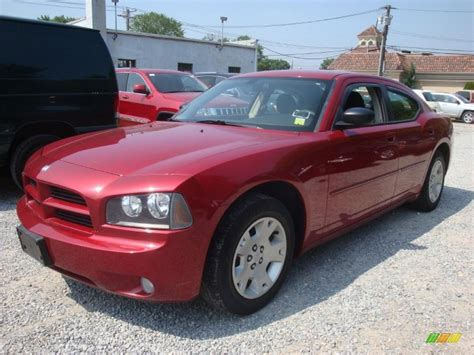 2007 dodge charger colors 2007 inferno pearl dodge charger se 34168678