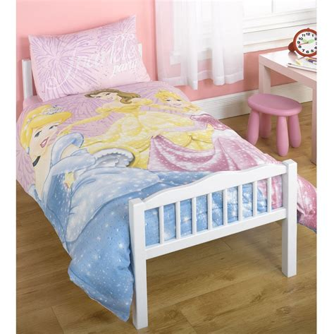 Cot Bed Quilt Covers by Childrens Cot Bed Junior Toddler Duvet Cover New Ebay